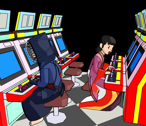 カフェやバー、お店にゲーム機を置けないかなあ?何か許可が要るの?